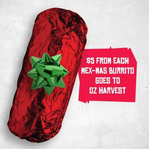 Christmas-Burrito