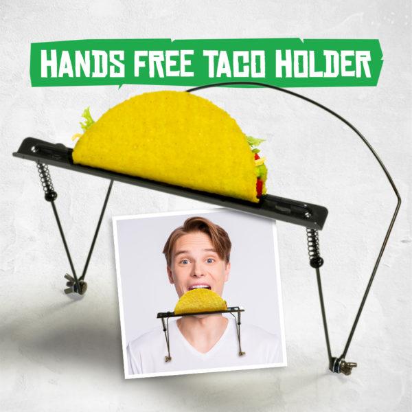 Hands Free Taco Holder