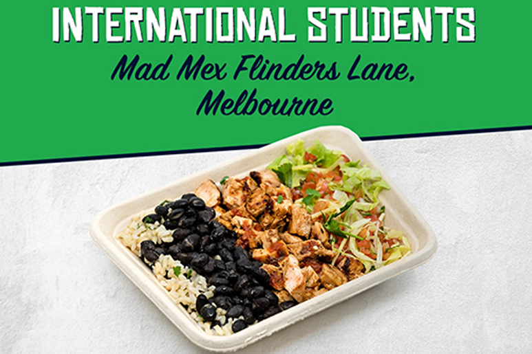 International Student Amigos In Melbourne! We've Got Something Special Just For You!