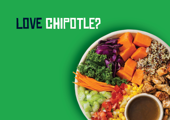 Love Chipotle? Of Course You Do. That's Why We're Celebrating It In A Bowl!