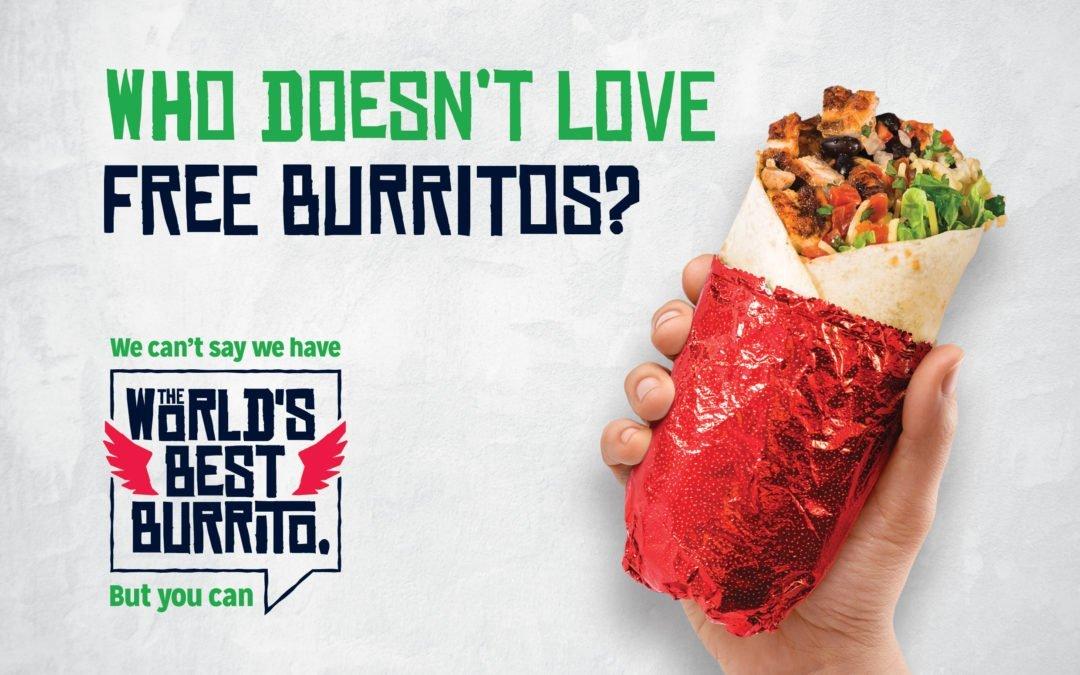 Mad Mex Burritos Burritos Online